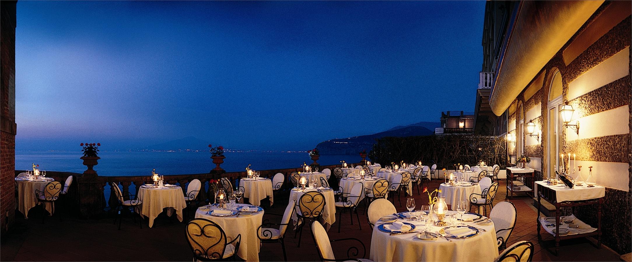 10 hotel per notti fuori dal comune the world is mine for Terrazza vittoria sorrento