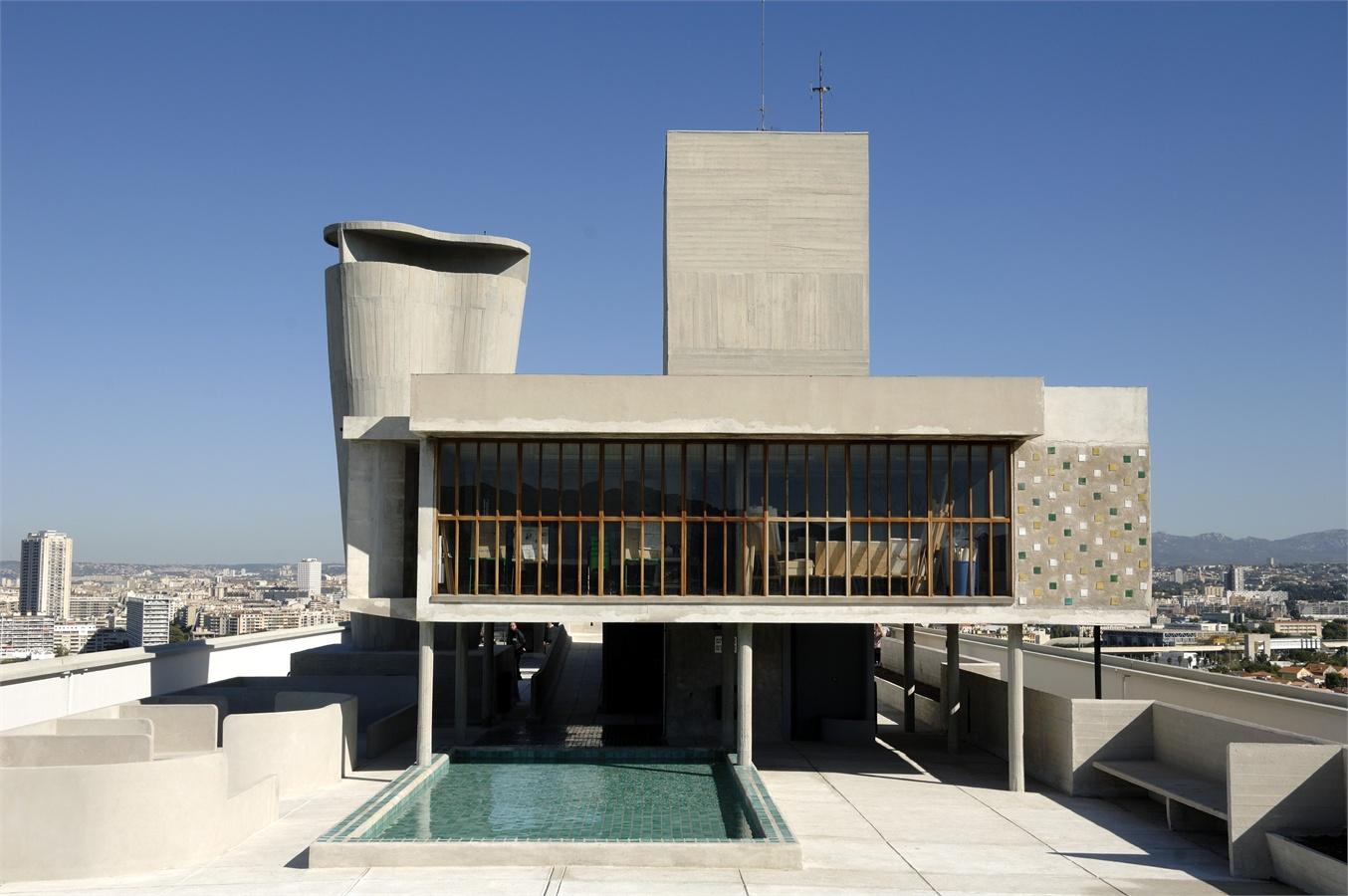 10 hotel per notti fuori dal comune the world is mine - Le corbusier tetto giardino ...