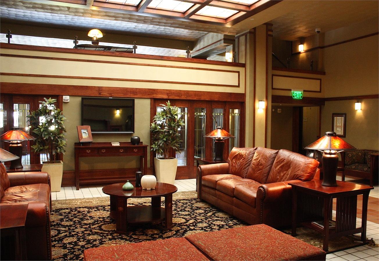 10 hotel per notti fuori dal comune the world is mine for Frank lloyd wright casa della prateria